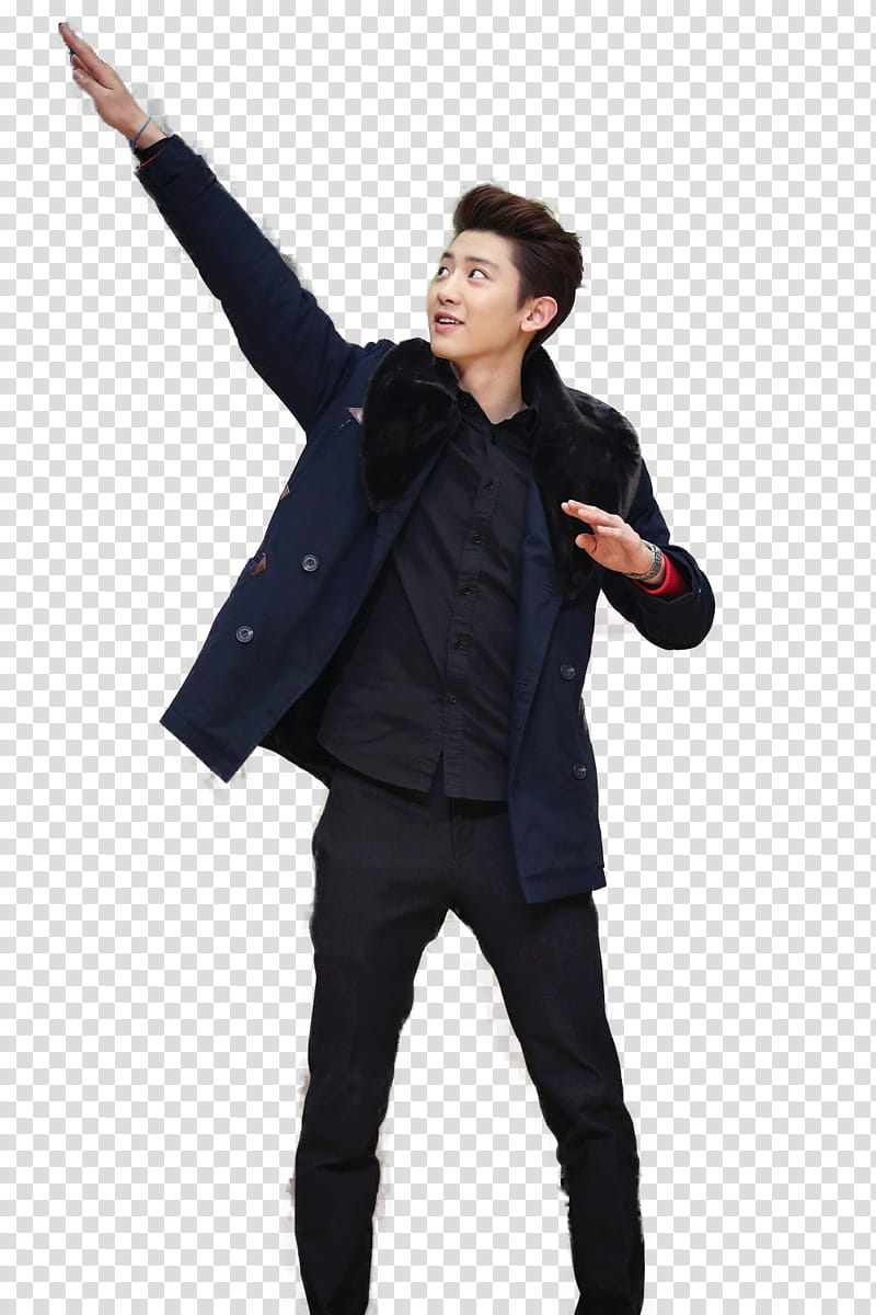 EXO Chanyeol , copy transparent background PNG clipart.