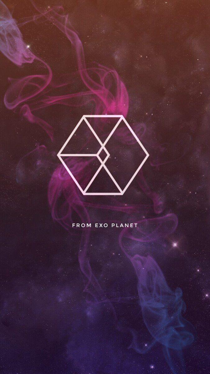 EXO Logo Wallpapers.