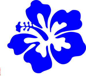 Clipart Tropical Flowers.