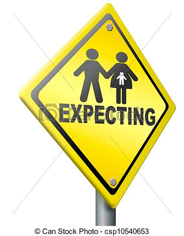 Clipart expecting a baby.