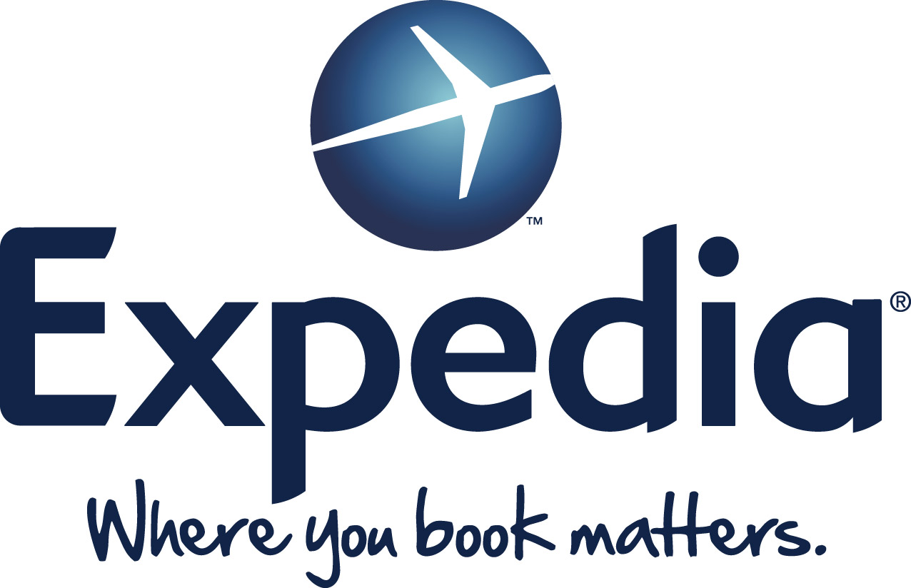 Expedia Logos.