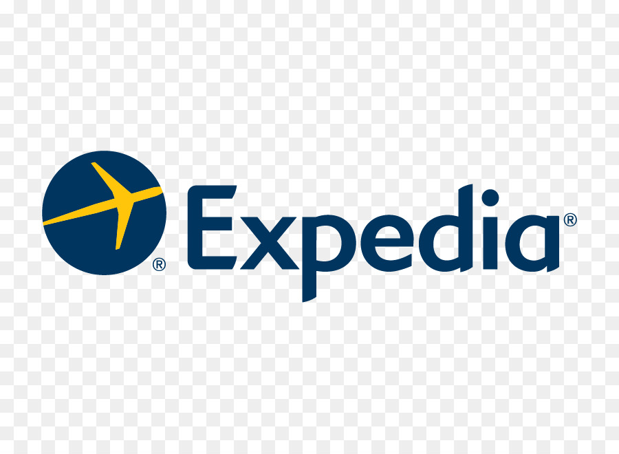 Expedia Blue png download.