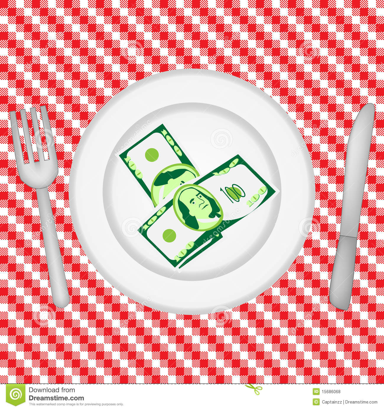 Expensive food clipart.