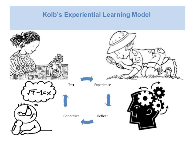 Rich Learning Experience According to Experiential Learning.