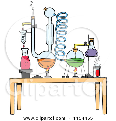 Clipart lab table.