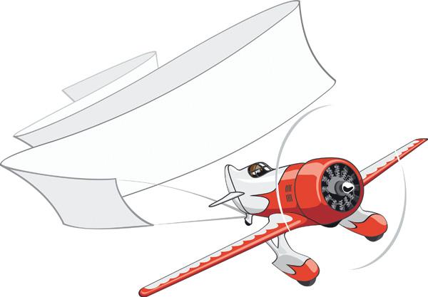 Teddy bear clip art aircraft Free Vector / 4Vector.