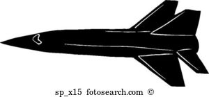 Experimental aircraft Clipart Vector Graphics. 4 experimental.