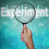 Design an experiment clipart.