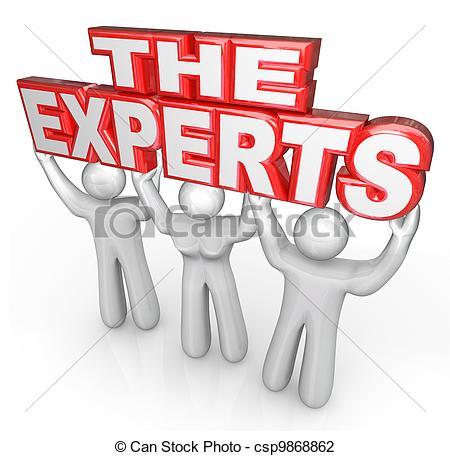 Experts Clip Art.