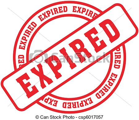 Expired Clip Art Vector Graphics. 587 Expired EPS clipart vector.