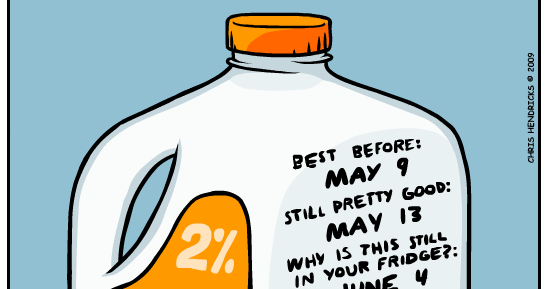 Pearl's Powder: The Shelf Life Jargon: What are all these numbers.