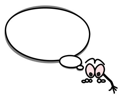 Cartoon Explain Right Clip Art Download.
