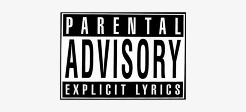 Parental Advisory Explicit Content Png.