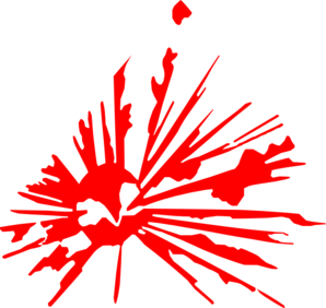 Exploding Clipart.