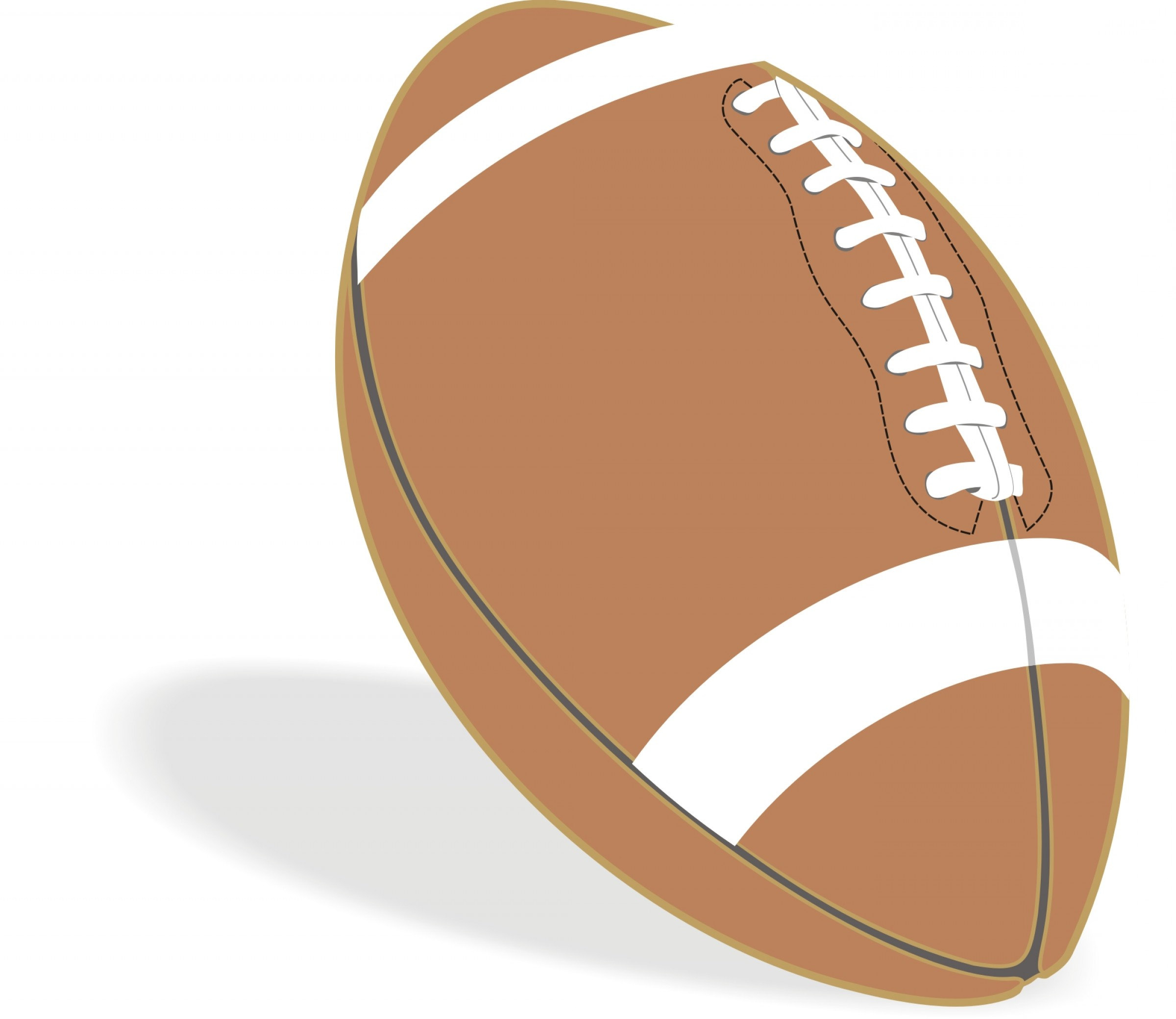 Free Football Clipart Free Graphic.