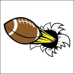 Football Exploding T.