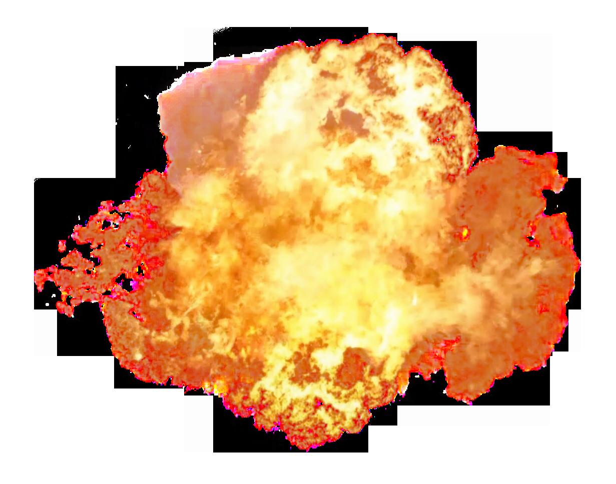 Explosion PNG Transparent Images.