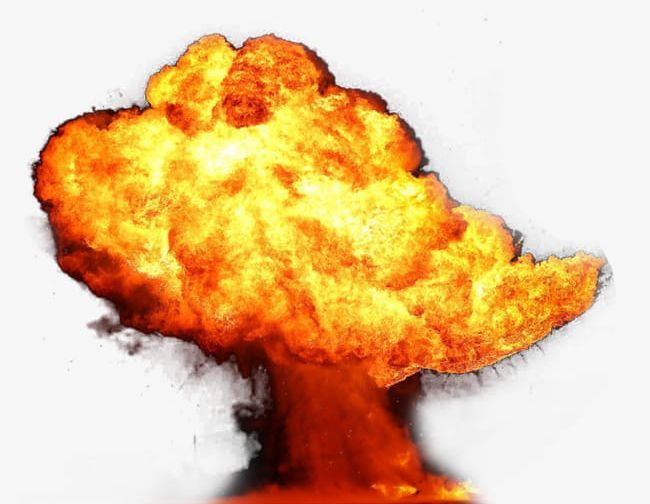 Exploding Fire Bombs PNG, Clipart, Bombs Clipart, Bombs Clipart.