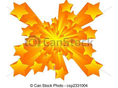 Exploding star clipart » Clipart Portal.