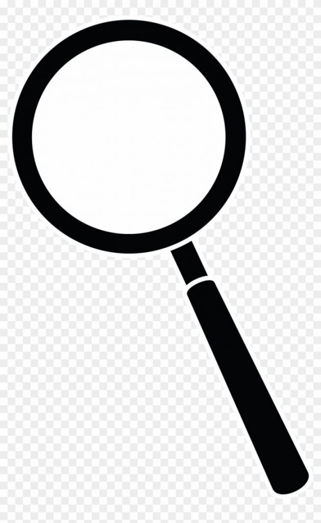 Clipart Of Magnifying Glass Silhouette Free Clip Art Smoking Signs.