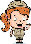 Jungle Explorer Clipart.