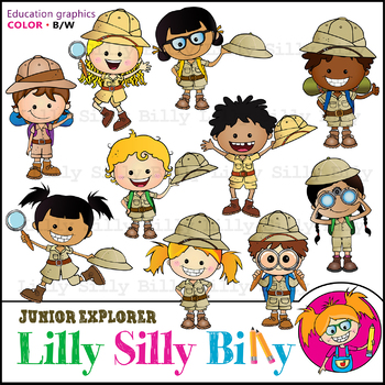 Explorers Clipart Worksheets & Teaching Resources.