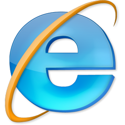 Internet Explorer Icon #13482.