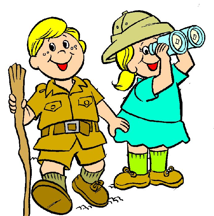 Clipart Images Of Exploring.