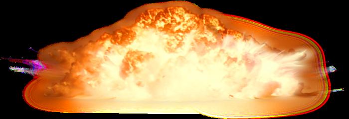 Efeito Explosão Png Vector, Clipart, PSD.
