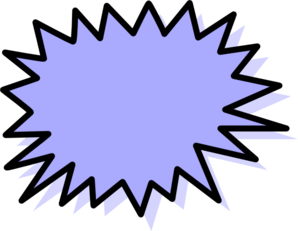 Explosion clip art free free clipart images 2.
