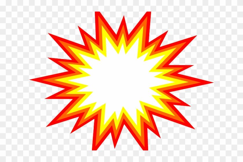 Explosions Clipart Sunburst.
