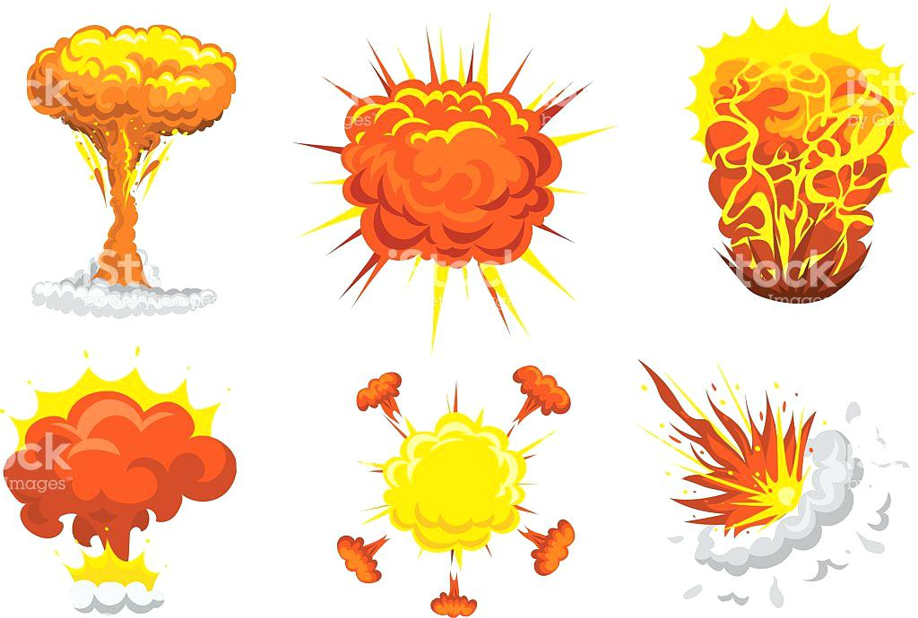 Free Explosion Vector at GetDrawings.com.
