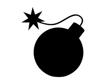 Bomb clipart video game, Bomb video game Transparent FREE.
