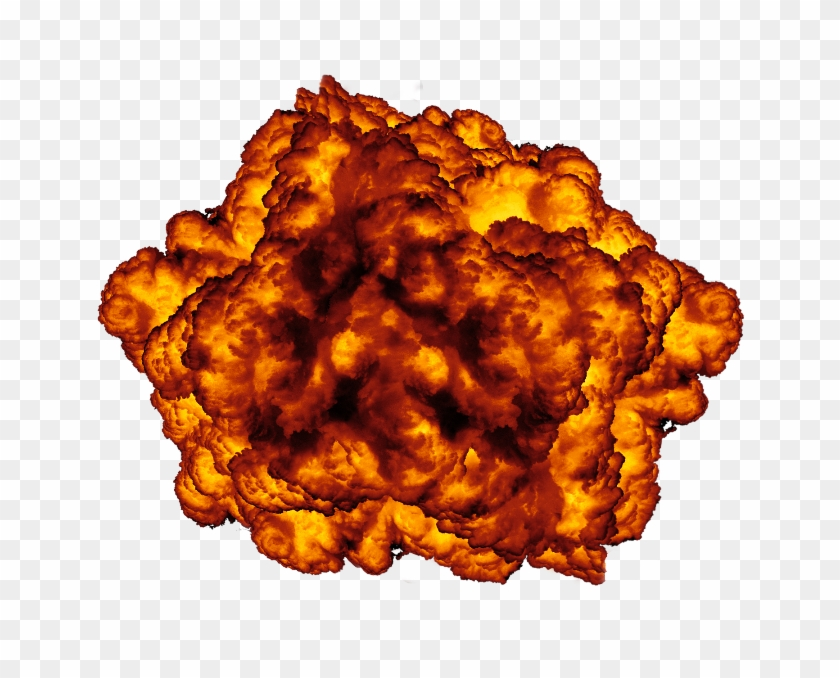 Explosion Effect Png Image.