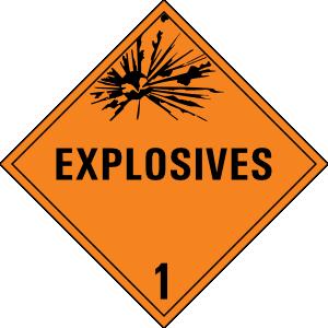 Class 1 Danger Sign Clip Art at Clker.com.