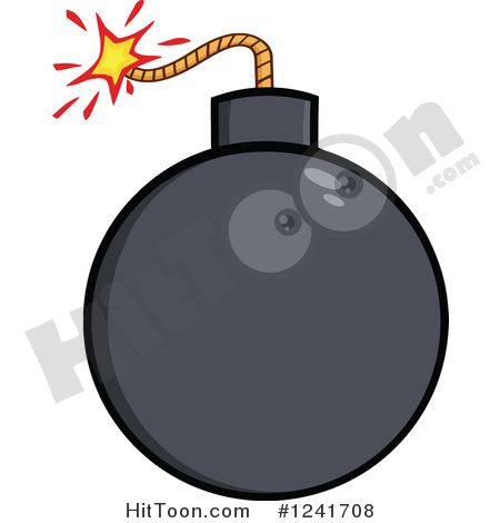 Explosives Clipart #1.