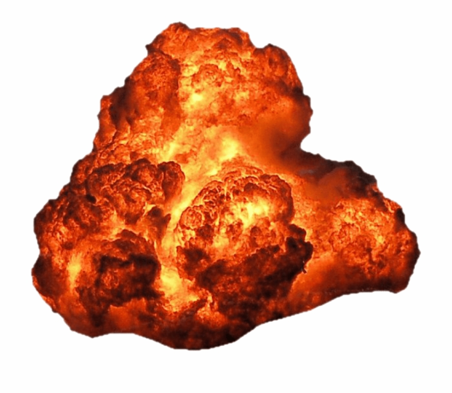 Fire Explosion Png Free PNG Images & Clipart Download #595282.