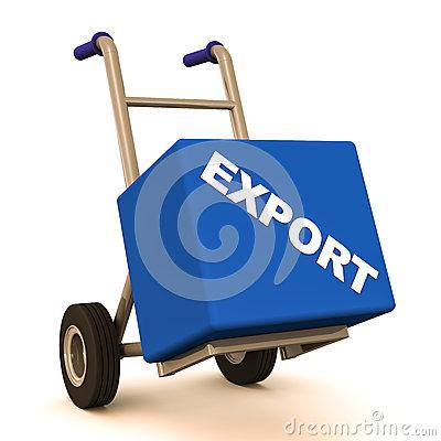 Exporter clipart.
