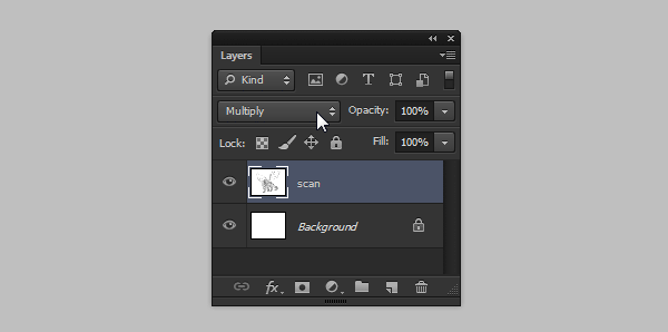 Quick Tip: Remove the White Background From Line Art in.