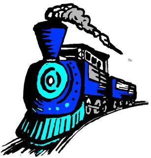 Polar Express Clipart.