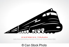 Express train Illustrations and Stock Art. 1,376 Express train.