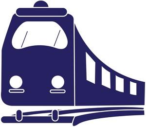 Railroad Express Clip Art.