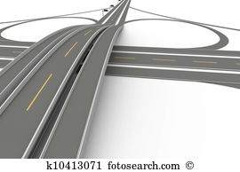 Expressway interchange Illustrations and Clip Art. 63 expressway.