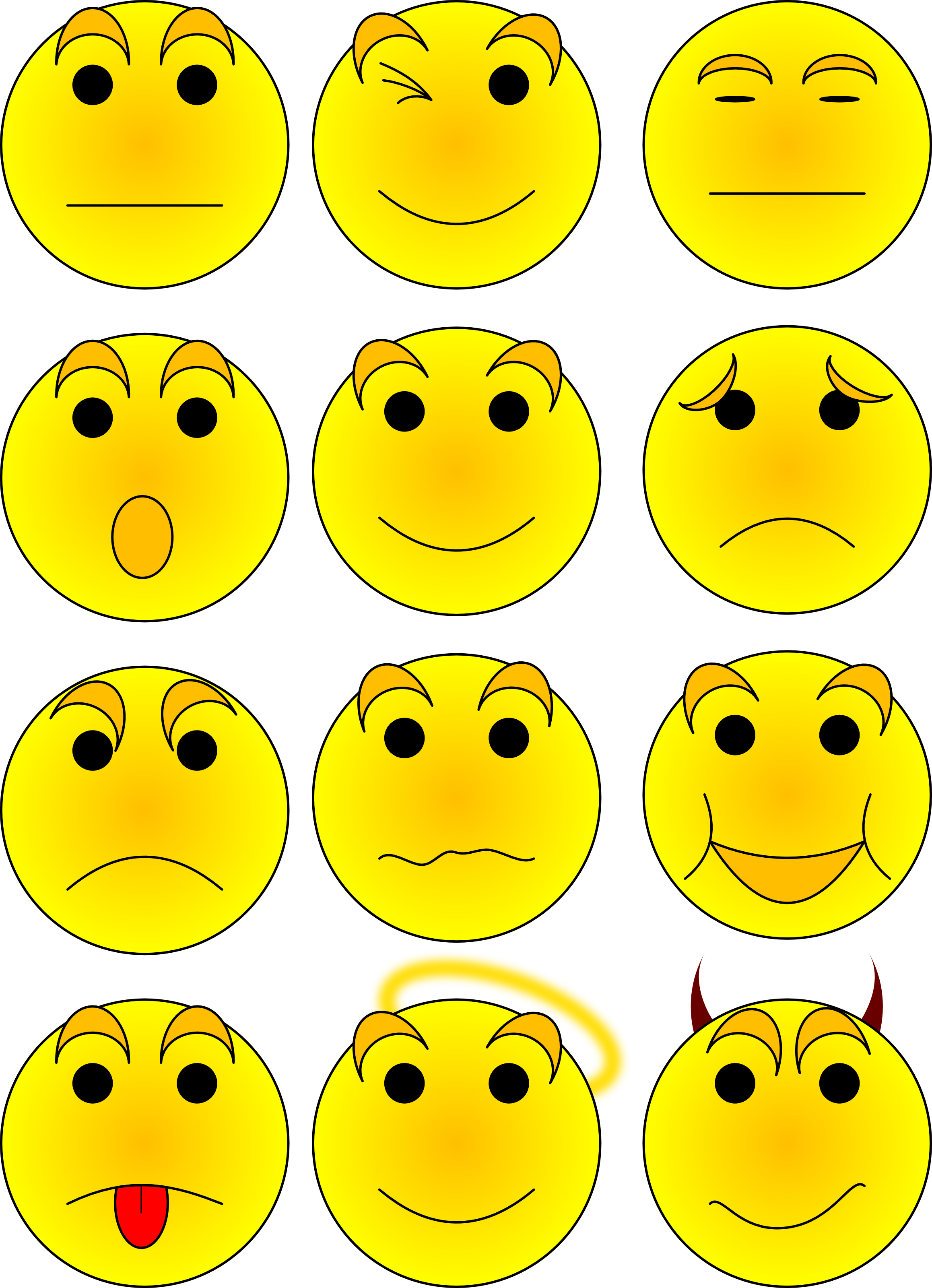 Expression clipart 20 free Cliparts | Download images on ...