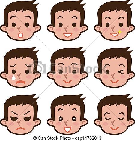 Expressions Clip Art.