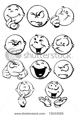 Expressions clipart - Clipground