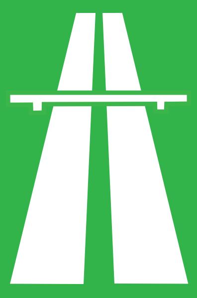 Highway Traffic Sign Clip Art at Clker.com.