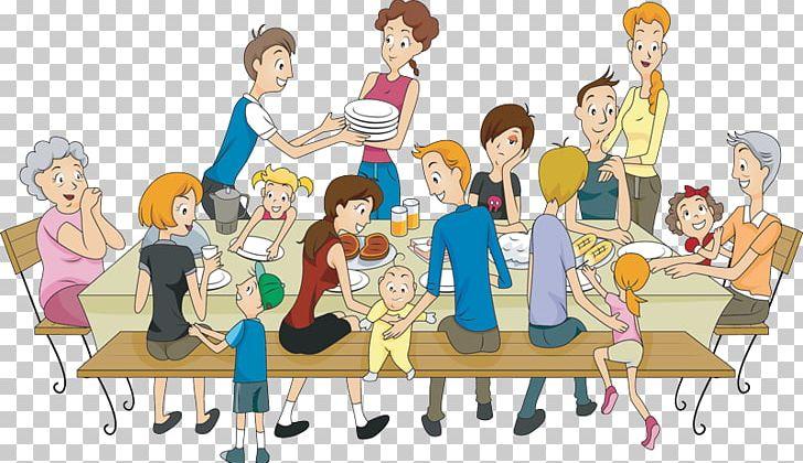 Family Reunion Extended Family PNG, Clipart, Art, Cartoon, Child.