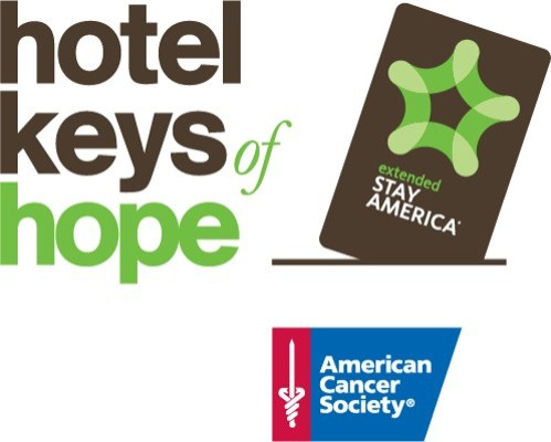 Extended Stay America & The American Cancer Society.