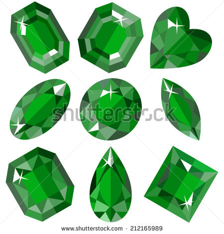 Faceted Stone Stock Photos, Royalty.
